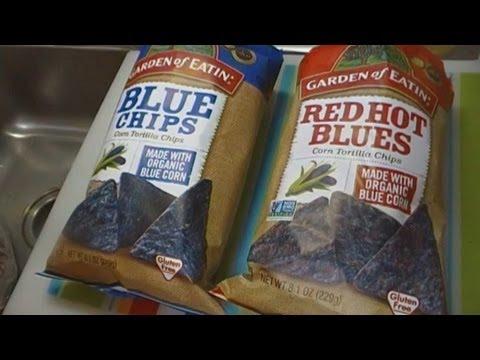 Garden Of Eatin Non Gmo Blue Corn Chips Rock Noreen S