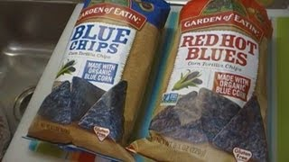 Garden of Eatin Non GMO Blue Corn Chips Rock! Noreen