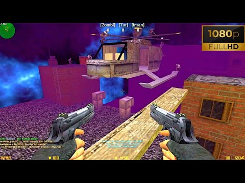 Counter-Strike: Zombie Escape Mod - Ze_Assault_Escape_b4 | Dark Professional
