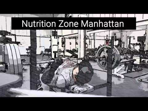 Bill Manlove working Arms for Nutrition Zone in Manhattan