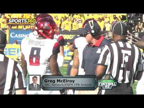 BCS 12 01 15 Greg McElroy on Rich Rod