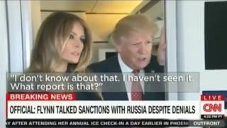 Bernie Sanders Calls CNN Fake News