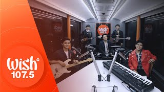 "The Juans perform ""Sirang Plaka"" LIVE on Wish 107.5 Bus"