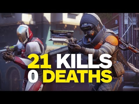 Destiny 2: EPIC Crucible Gameplay at 1080p 60fps