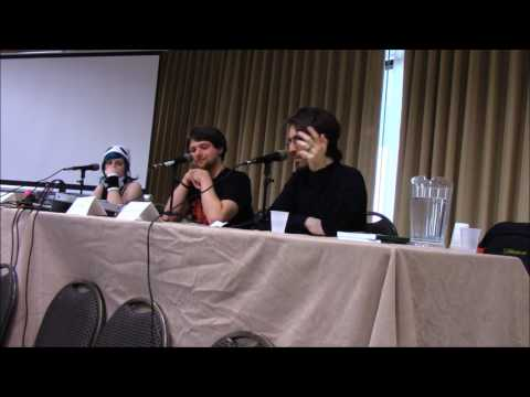 The Animated Movie Year In Review Panel - Anime Detour 2017
