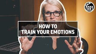 How to train your emotions Mel Robbins