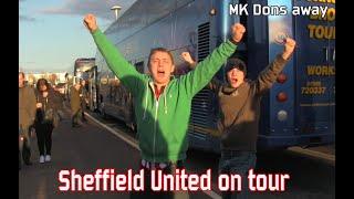 MK Dons - Sheffield United (Mar 1, 2014)