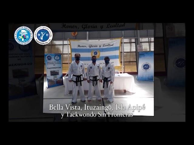 Asociación Academia Superior de Teakwondo ITF