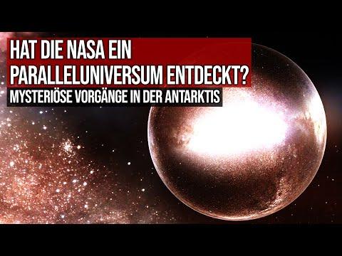 Hat die NASA ein Paralleluniversum entdeckt? - Mysteriöse Vorgänge in der Antarktis
