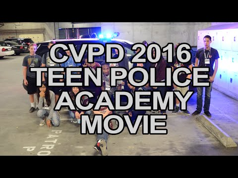 2016 Teen Police Academy Film