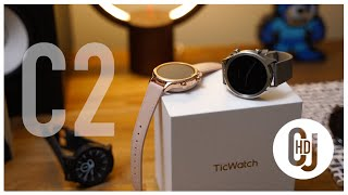 Should you buy the TicWatch C2? My 1 Month Review