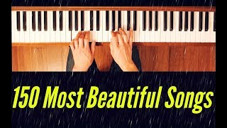 Somewhere, My Love (150 Most Beautiful Songs) [Early Intermediate Piano Tutorial]