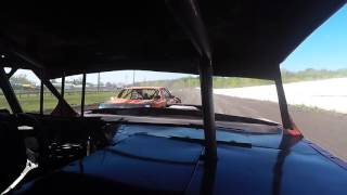 Fiesta City Speedway 2016 Test and Tune Jeremy Grinager Run 3