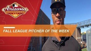 Jon Duplantier on 2018 Arizona Fall League experience