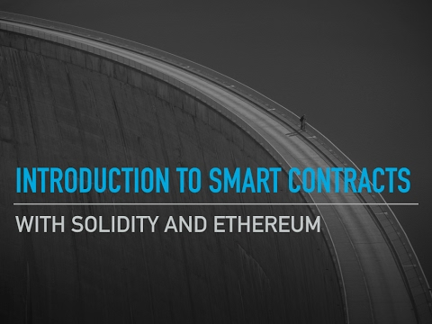 Introduction to smart contracts - Marek Kirejczyk