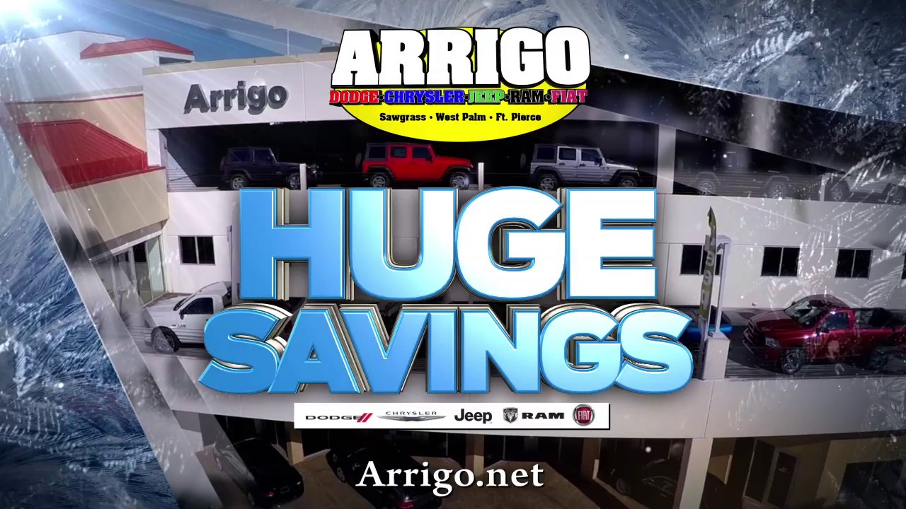 Attractive New Car Sale At Arrigo Dodge Chrysler Jeep RAM Sawgrass