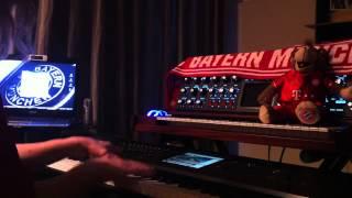 Stern des Südens (FC Bayern München) Piano Solo Jakob Zimmermann