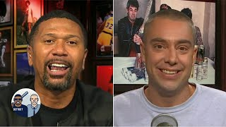 Jalen Rose reacts to Jacoby's 2020 NBA playoff predictions | Jalen & Jacoby