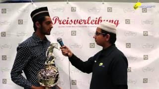 Akif Ahmad - Fußball - Salana Ijtema 2015 - Majlis Atfal-Ul-Ahmadiyya Deutschland