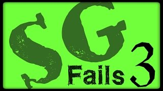 Sg Fails #3 /w Friends! Fudge!