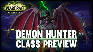 Demon Hunter Preview - Legion: Alpha - FATBOSS