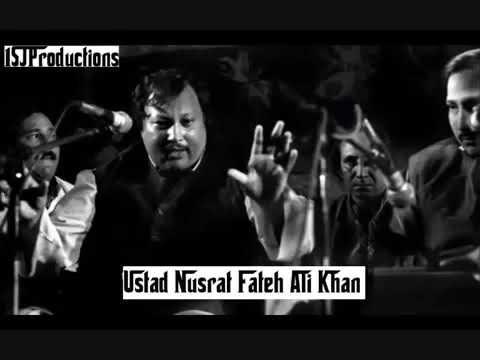 Remix Meri Zindagi Hai Tu  Ustad Nusrat Fateh Ali Khan