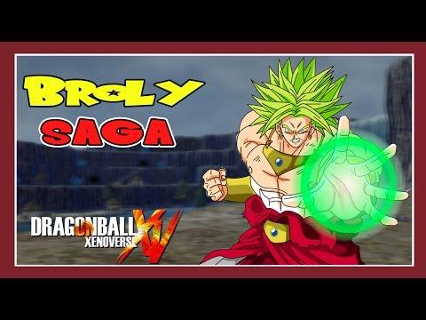 Dragon Ball Xenoverse: Detonado Em Português - Parte #18 - O Lendário Super Sayajin BROLY