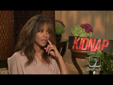 Halle Berry Talks how 'acting' chose her | Kidnap Movie