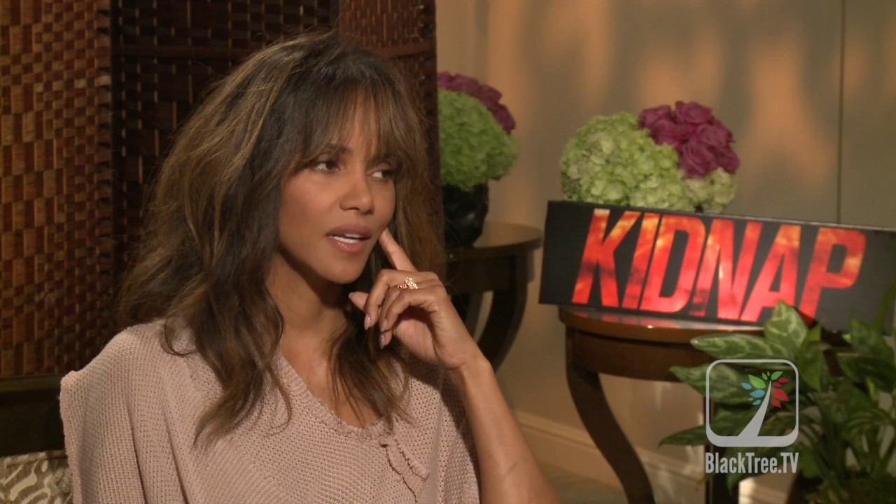 Halle Berry Talks New Movie Kidnap  And How She Once Lost Her Daughter in a Department Store