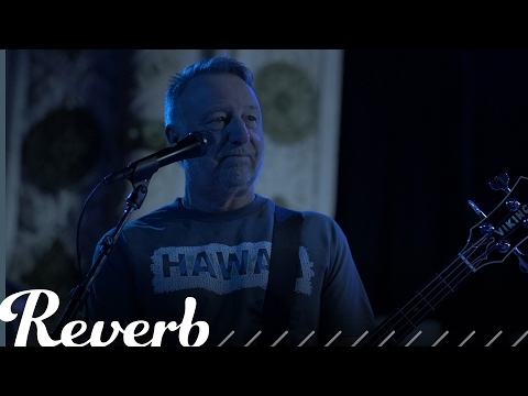 Peter Hook of Joy Division & New Order Discusses his Bass Guitars | Reverb Interview