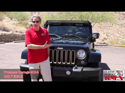 Win Alice Cooper's Jeep From 100.7 KSLX