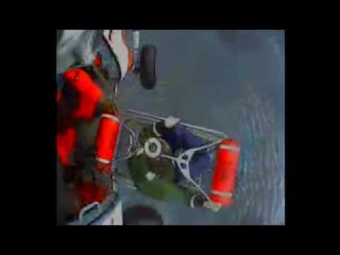 Coast Guard rescue off Sitka, Alaska