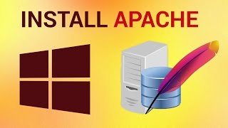How to install Apache on Windows 7