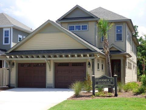 New Lake-View Homes in Hampton Lake Bluffton SC