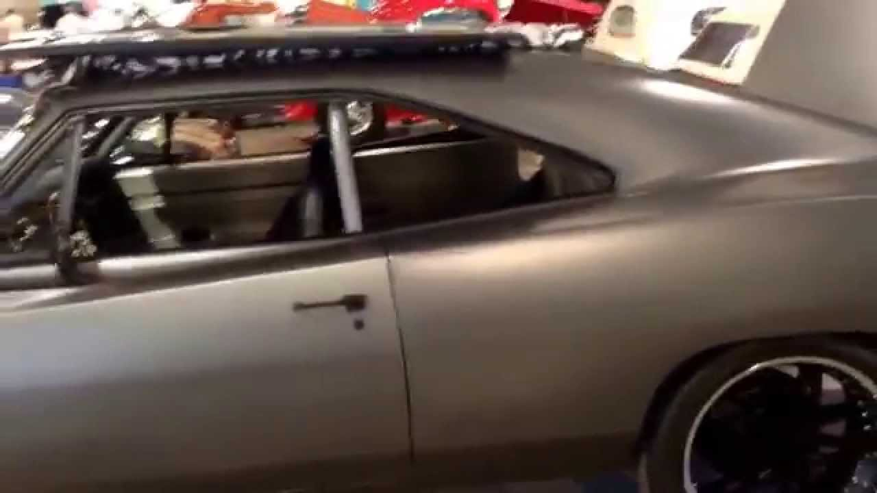 1970 Dodge Charger From Fast Five Youtube