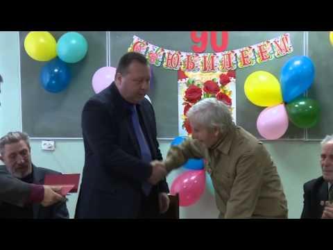 Медаль 70 лет победы вручена ветерану