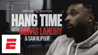 Jarvis Landry freestyles to Odell Beckham via FaceTime   Hang Time with Sam Alipour   ESPN Archives