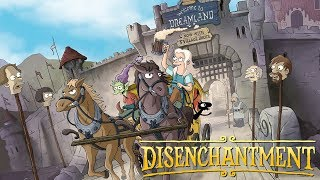 Disenchantment | Un Evento de Series Desafortunadas