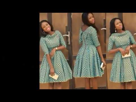 0d7cf71dd1 Best Dress Picture Collection for Cure African Ladies - YouTube