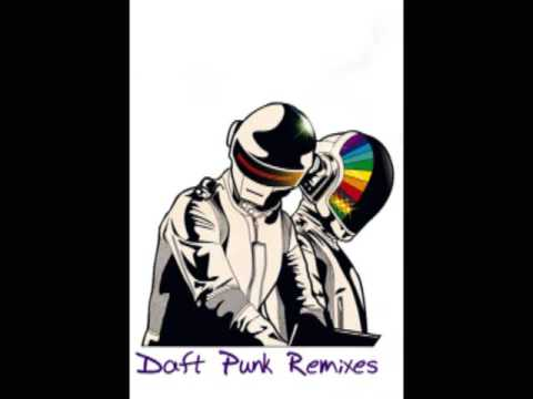 Daft Punk Vs. Michael Jackson - Rock With You  (White Label)