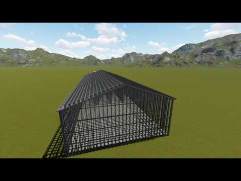 40x100 BUILDING - DAVID/ALASKA GROUP