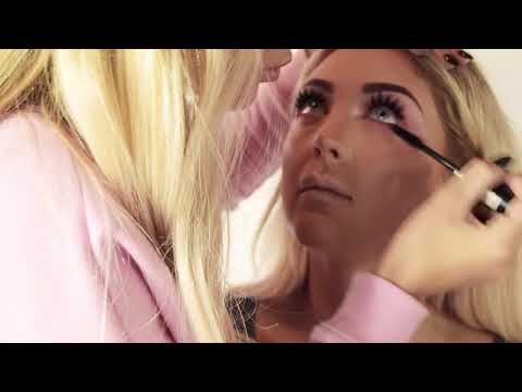 Flawless Faces by Demi Simmonds - Make Up Artist Promotional Video