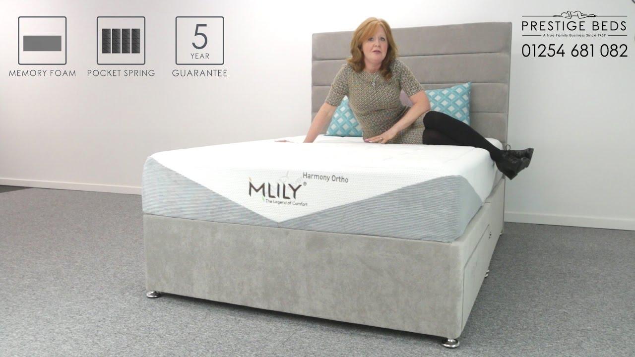 mlily harmony ortho mattress review - Ortho Mattress