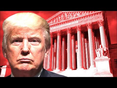 President Donald Trump announces Supreme Court Judge Neil Gorsuch Nominee Pick