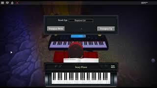 Rain - Fullmetal Alchemist Brotherhood by: Akira Senju on a ROBLOX piano.
