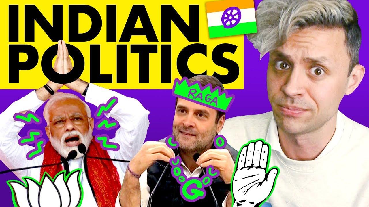 How Indian Politics Works (I think)