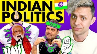 How Indian Politics Works (I think)