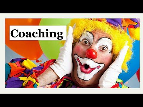 ¡COACHING! 🤡#01 Pseudociencia e intrusismo en psicología: lo gracioso, lo triste y lo peligroso.