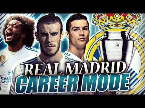 FIFA 18 Real Madrid Career Mode #11 - SEASON FINALE!! CHAMPIONS LEAGUE FINAL VS CHELSEA!!!