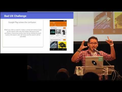 Droidcon NYC 2015 - Animation to Guide Us All